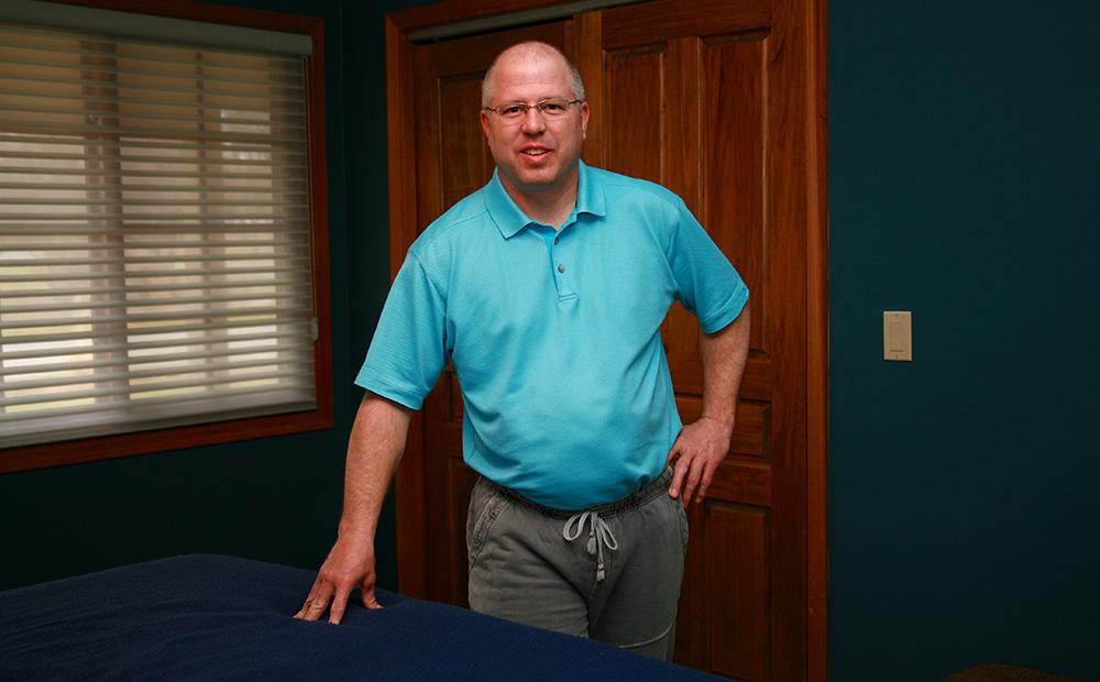 Brian Boetel Massage Therapist